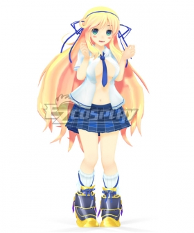 Senran Kagura Burst Re: Newal Katsuragi Cosplay Costume