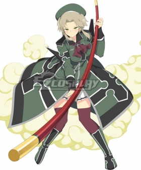 Senran Kagura Burst Re: Newal Imu Cosplay Costume