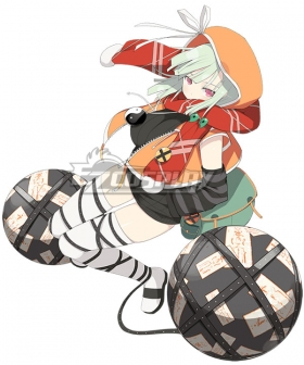 Senran Kagura Burst Re: Newal Naraku Cosplay Costume
