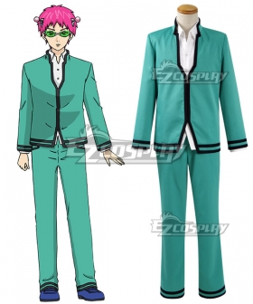 The Disastrous Life of Saiki K Saiki Kusuo no Ψ nan Sainan Kusuo Saiki Cosplay Costume