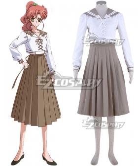 Sailor Moon Makoto Kino Sailor Suit Cosplay Costume