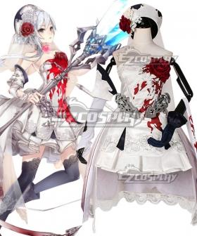 SINoALICE Snow White Cleric Cosplay Costume