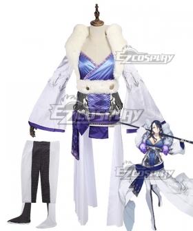 SINoALICE Princess Kaguya Paladin Cosplay Costume