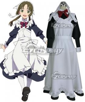 Shumatsu no Izetta Die Letzte Hexe Lotte Cosplay Costume