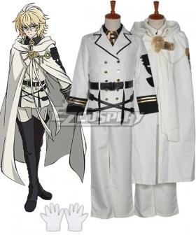 Seraph of the End Vampire Reign Owari no Serafu Mikaela Hyakuya Hyakuya Mikaera Cosplay Costume