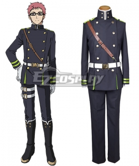 Seraph of the End Vampire Reign Owari no Serafu Shiho Kimizuki Cosplay Costume