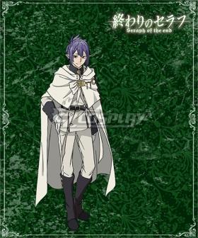 Seraph of the End Vampire Reign Owari no Serafu Lacus Welt Cosplay Costume