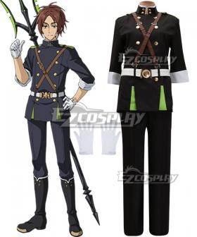 Seraph of the End Battle in Nagoya Owari no Serafu Vampire Reign Makoto Narumi Cosplay Costume