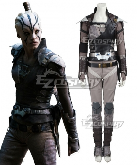 Star Trek Beyond Jaylah Cosplay Costume - B Edition