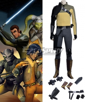 Star Wars Rebels Kana Jarrus Cosplay Costume