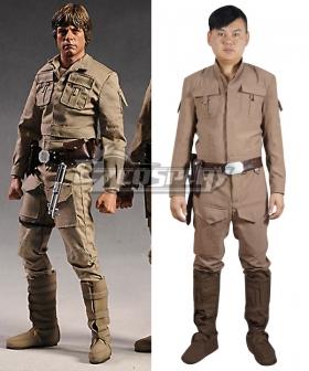 Star Wars Luke Skywalker Cosplay Costume - A Edition