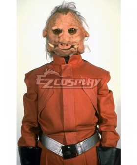 Star Wars Episode V and Epsiode VI at Jabbas Palace Yoxgit Cosplay Costume