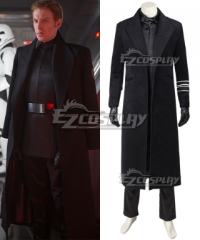 Star Wars The Force Awakens General Hux Armitage Hux Cosplay Costume