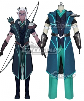 The Dragon Prince Runaan Cosplay Costume