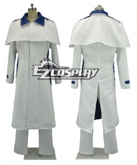 Terra Formars Akari Japan-US Joint Uniforms Cosplay Costume