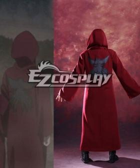 Tokyo Ghoul Kirishima Toka Cloak Battleframe Cosplay Costume