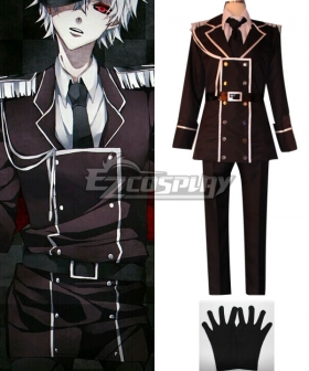 Tokyo Ghoul Tokyo Guru √A Ken Kaneki Uniform Cosplay Costume