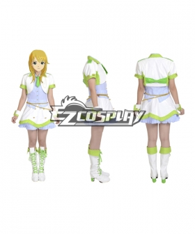 The Idolmaster Hoshii Miki Cosplay Costume