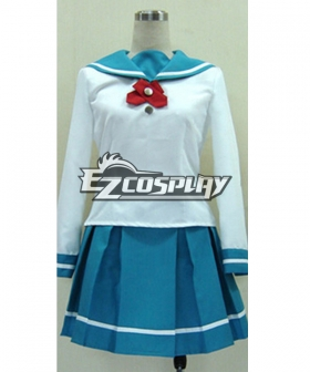 The Idolmaster School Uniform Cosplay Costume