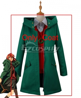 The Ancient Magus' Bride Mahoutsukai no Yome Chise Hatori Cosplay Costume - Only Coat
