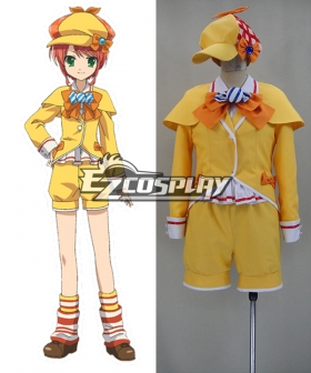 Tantei Opera Milky Holmes TD TOYS DRIVE Nero Yuzurizaki Cosplay Costume