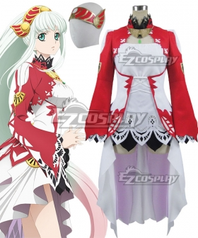 Tales of Zestiria the X Lailah Cosplay Costume