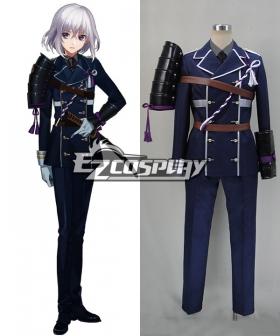 The Sword Dance Touken Ranbu Honebami Toushirou Cosplay Costume