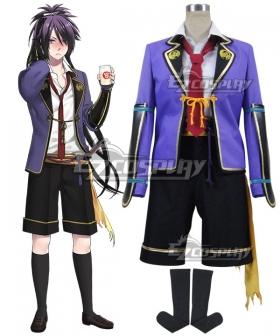 Touken Ranbu Online Fudou Yukimitsu Cosplay Costume