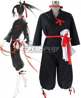 Touken Ranbu Online Kogarasumaru Internal Affairs Cosplay Costume