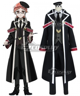 The Royal Tutor Heine Wittgenstein Cosplay Costume