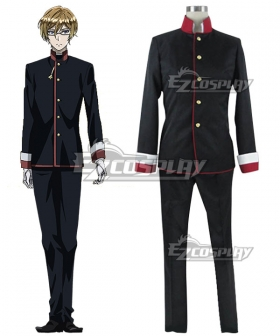 The Royal Tutor Bruno von Granzreich Cosplay Costume