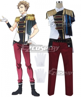 Tsukiuta. The Animation Theme Song CD Kai Fuduki Cosplay Costume