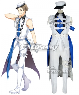 Tsukiuta. Kai Fuduki Procellarum July 2017 Cosplay Costume