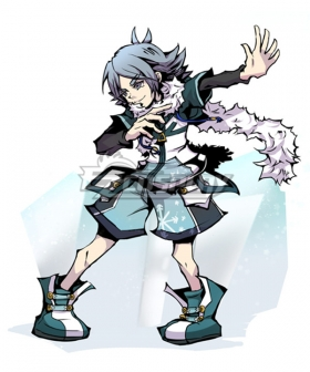 The World Ends with You Twewy Fubuki Cosplay Costume
