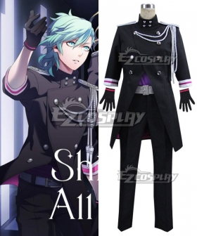Uta no Prince-sama Shining All Star CD2 Mikaze Ai Kotobuki Reiji Camus Kurosaki Ranmaru Cosplay Costume