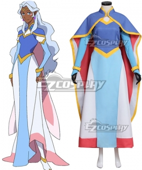 Voltron: Legendary Defender Princess Allura Cosplay Costume