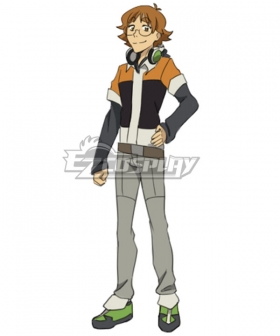 Voltron: Legendary Defender Matt Holt Cosplay Costume