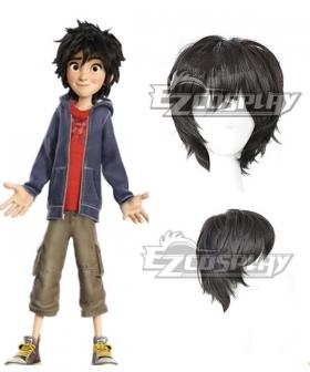 Hiro Cosplay Big Hero 6 Hiro Hamada Cosplay Wig