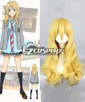 Your Lie in April Kaori Miyazono Cosplay Wig