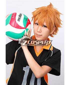 Haikyu!! Hinata Shyouyou Yellow Cosplay Wig