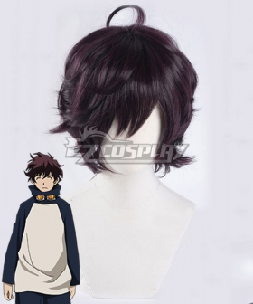 Blood Blockade Battlefront Leonard Watch Cosplay Wig
