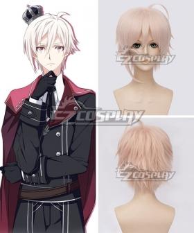 Idolish 7 Tenn Kujo Pink Cosplay Wig