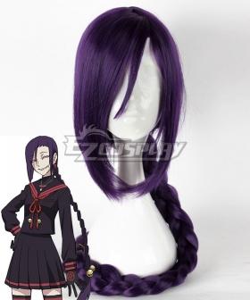 Re: Creators Magane Chikujoin Purple Cosplay Wig
