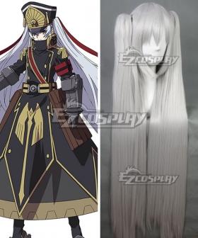 Re: Creators Military Uniform Princess Silver Cosplay Wig