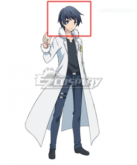 In Another World With My Smartphone Isekai wa Smartphone to Tomo ni. Touya Mochizuki Cosplay Wig