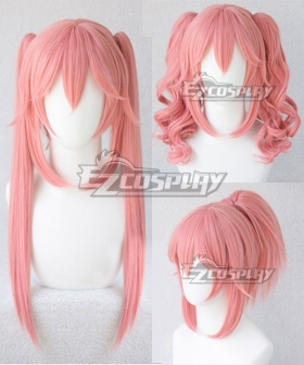 Fate Grand Order Fate Extra Tamamo no Mae Tamamo Cat Pink Cosplay Wig