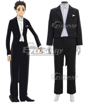 Welcome to the Ballroom Tatara Fujita Cosplay Costume