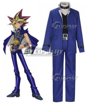 Yu Gi Oh Mutou Yugi Cosplay Costume