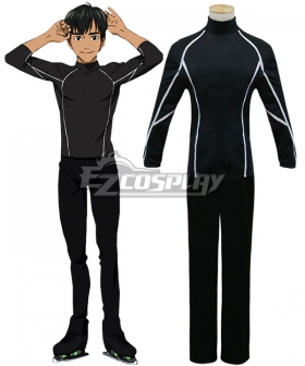 Yuri on Ice YURI!!!on ICE Phichit Chulanont Cosplay Costume