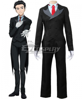 Yuri on Ice YURI!!!on ICE Katsuki Yuuri Cosplay Costume - B Edition